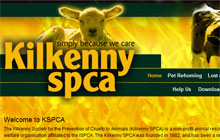 Kilkenny SPCA - Prevention of Animal Cruelty