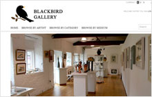 The Blackbird Gallery - rt Gallery