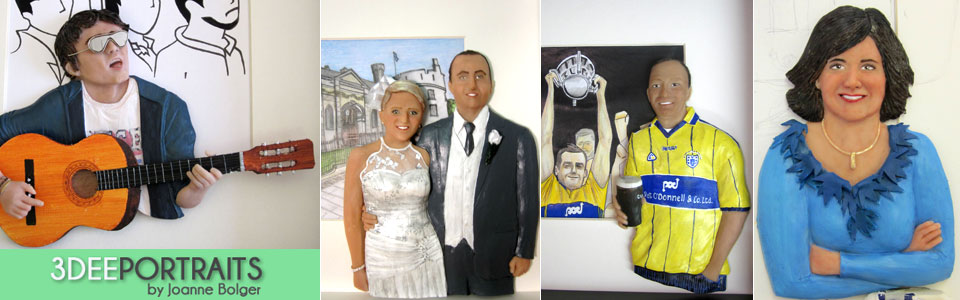 3DeePortraits - Personalised 3D Gifts