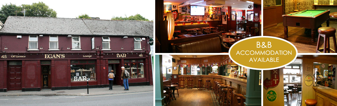 Egan's Bar and B&B Accommodation