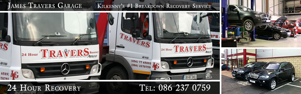 James Travers Garage Kilkenny - Breakdown & Auto Repair