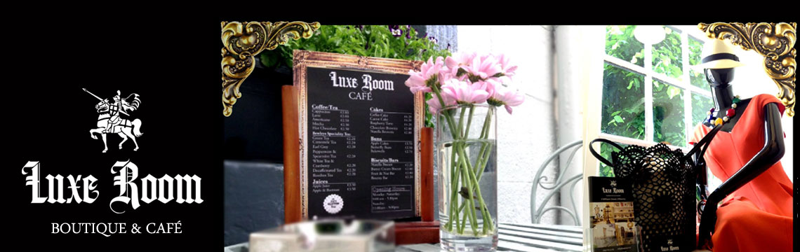 Luxe Room - Boutique & Café