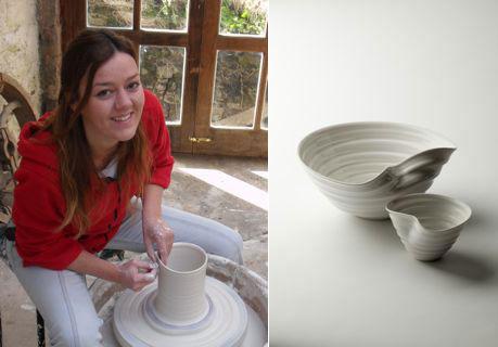 Karen Morgan Porcelain Kilkenny Kilkenny Crafts