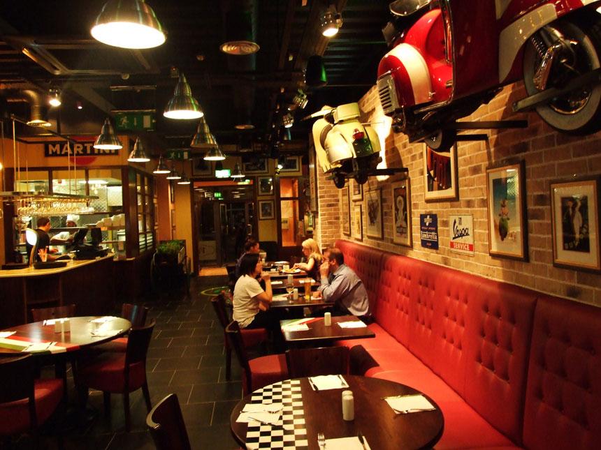 Italian Restaurants Ireland