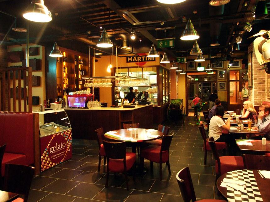 Image gallery italy pizza restaurants for Pizza restaurants