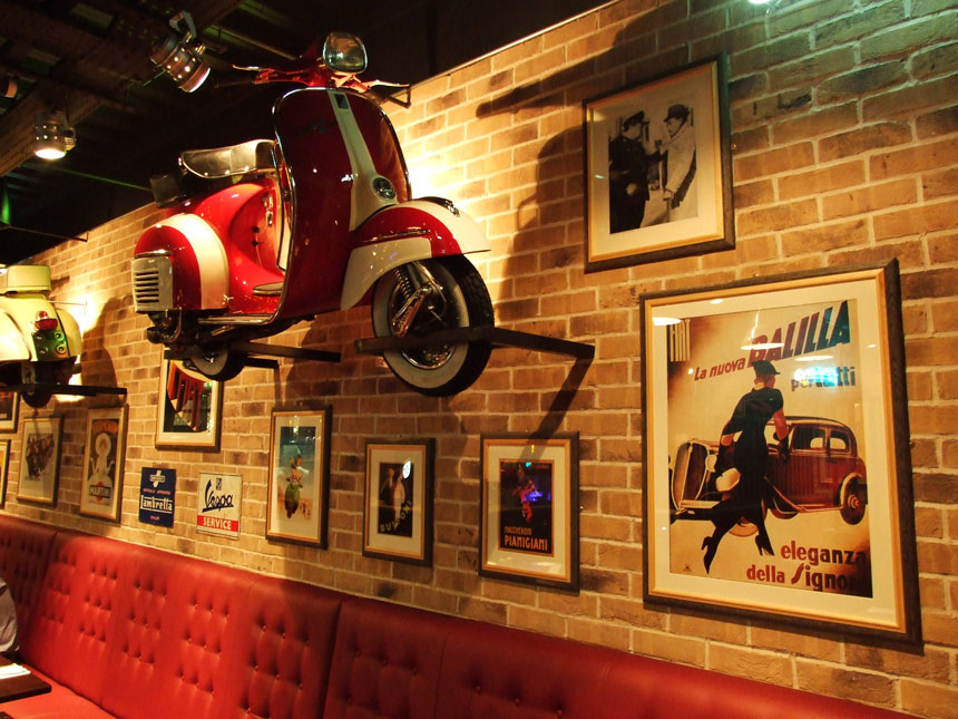 Italian Restaurant Loughboy Kilkenny