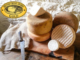 Knockdrinna Farmhouse Cheese - Farm Shop