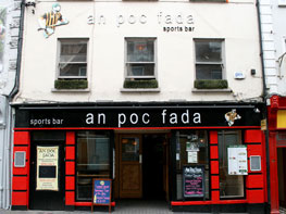 An Poc Fada - Live Music Venue & Sports Bar