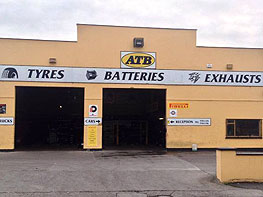 ATB All Tyres & Batteries