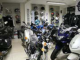 Baldrick's Motor Cycles