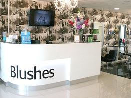 Blushes Hair Salon