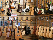 Brodericks Music Shop