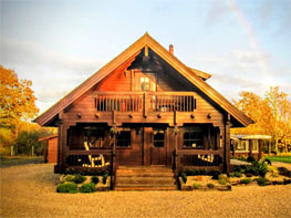 Clover Cabin Escape - Self Catering Accommodation