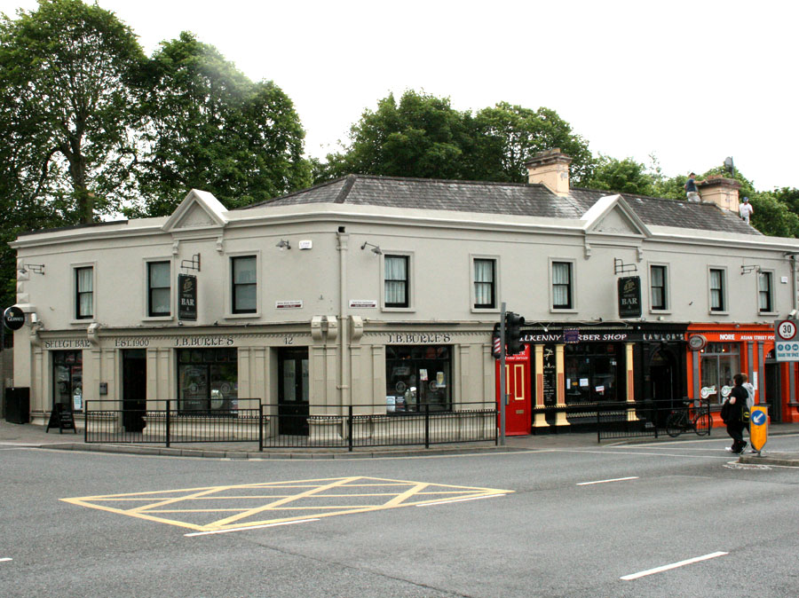 traditional music pubs kilkenny