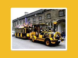 Historic Kilkenny City Road Train