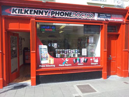 Kilkenny Phone Doctor - Unlocking & Repair
