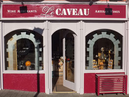 Le Caveau - The Specialist Wine Merchants