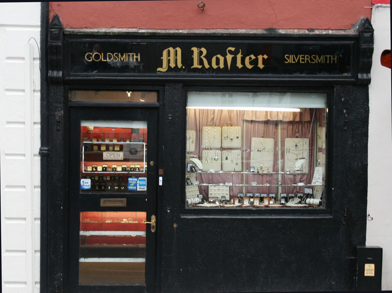 Jewellers Kilkenny: Michael Rafter Gold & Silversmith, Jewellery Shops In
