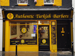 Authentic Turkish Barbers