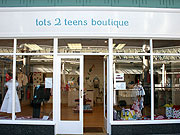 Tots 2 Teens Clothing Boutique