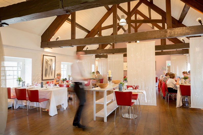 Restaurant Design Ireland : Anocht restaurant kilkenny design centre