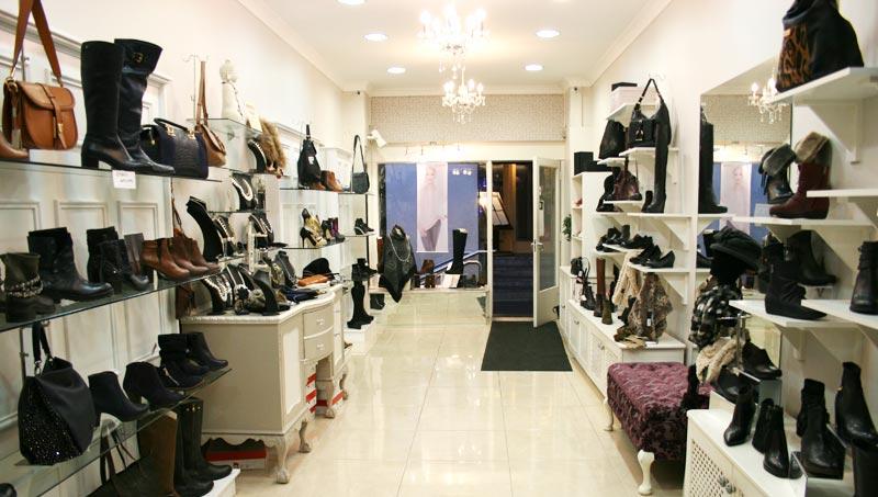 Shoe Shops Kilkenny City