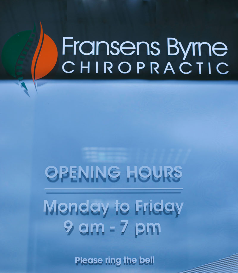 Fransens Byrne Chiropractic Clinic