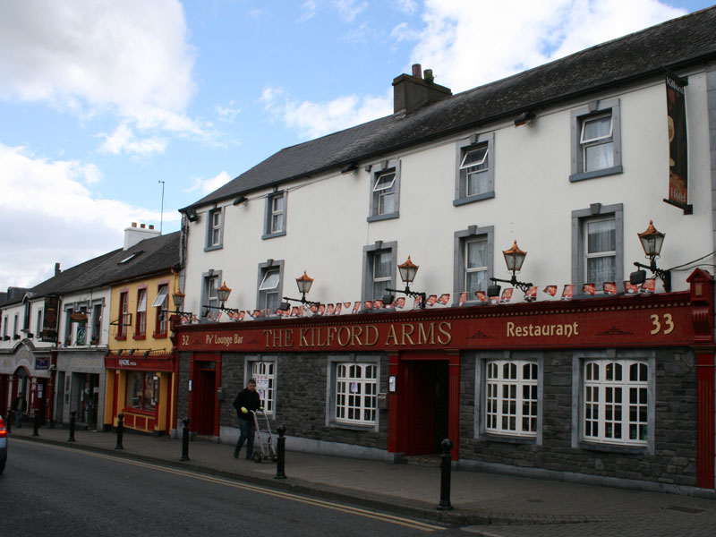 The kilford arms hotel kilkenny hotel accommodation accommodation in kilkenny kilkenny hotels for Hotels in kilkenny city with swimming pool