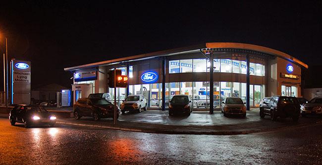Michael Lyng Motors Ford Dealership Kilkenny Car Sales